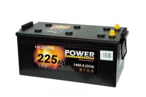 АКБ 6СТ-225 POWER евро