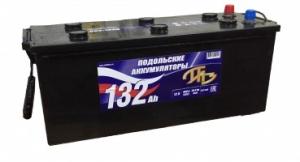АКБ 6СТ-132 N ПАЗ (Подольск)