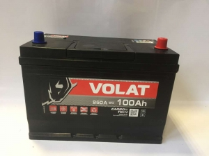АКБ 6СТ-100 Volat азия о.п.