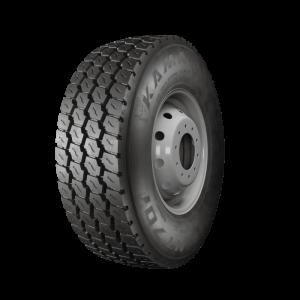 Грузовая шина 385/65R22,5 КАМА NT-701 прицепная стройка