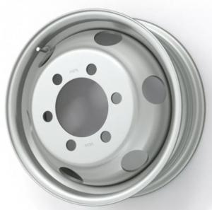 Грузовые штампованные диски 6.0*R17.5/6*222.25 ЕТ118 d161 Xingmin Валдай